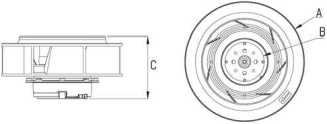impeller drawing