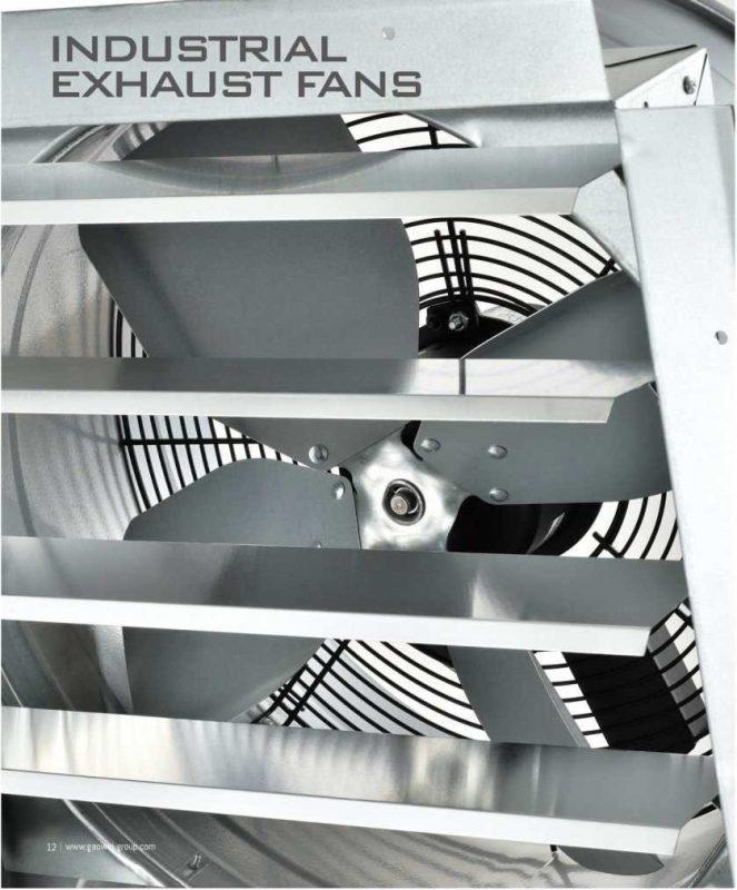 industrial exhaust fans 452