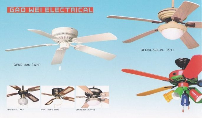 Commercial Ceiling Fan manufacturers